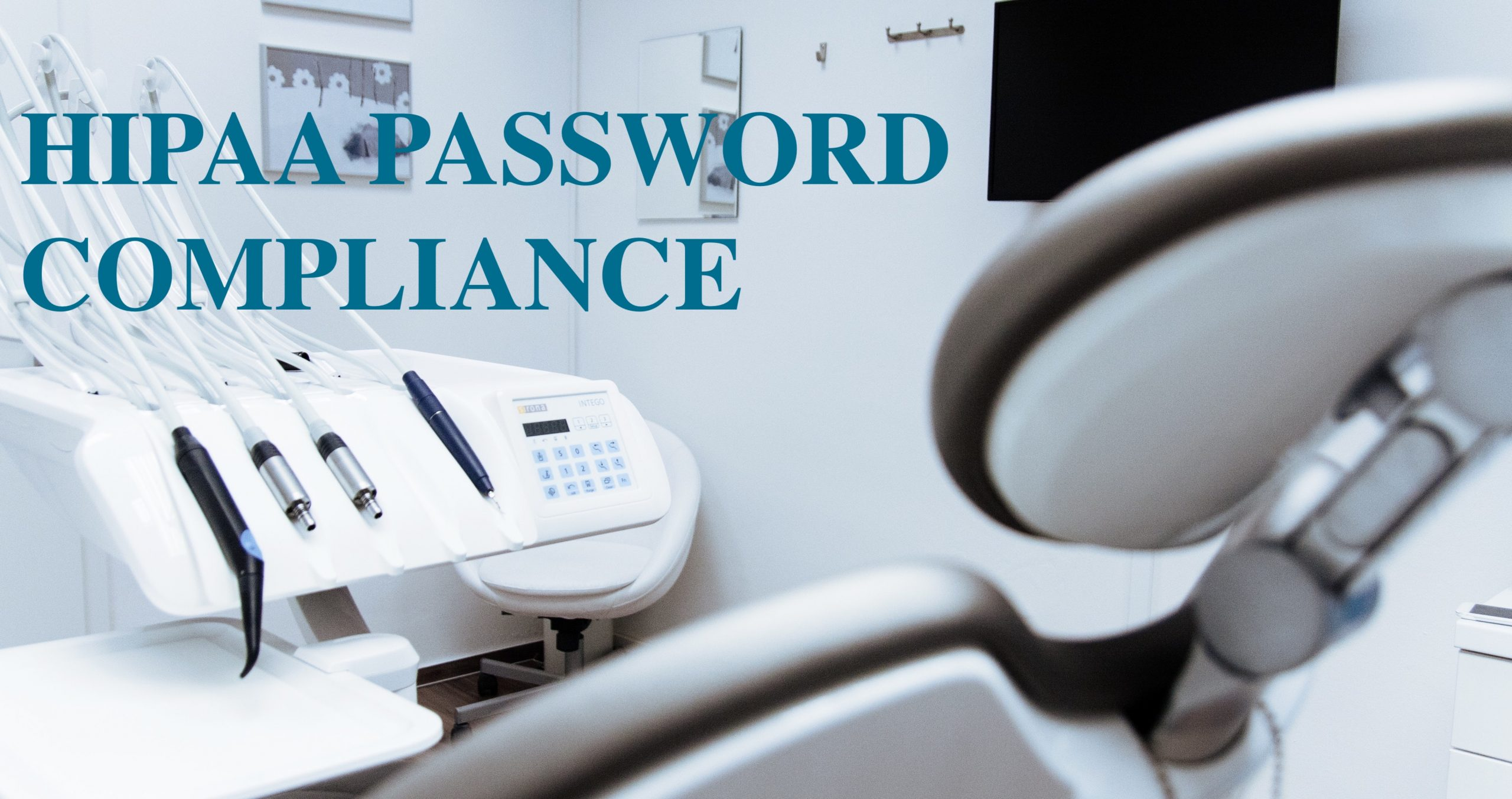 The HIPAA Password Requirements and the Best Way to Comply With Them